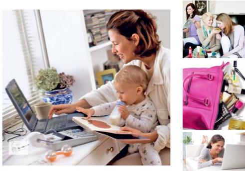 работа в эйвон для молодых мам